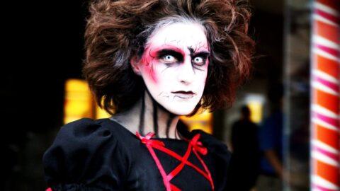 Halloween Haunt at Kings Island!
