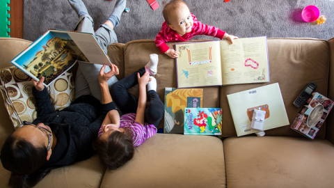 Encouraging Your Child To Be A Better Reader