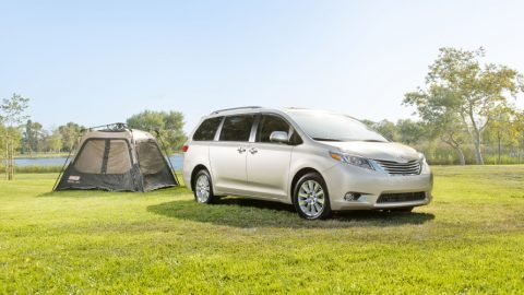 2015 Toyota Sienna – The Swagger Wagon