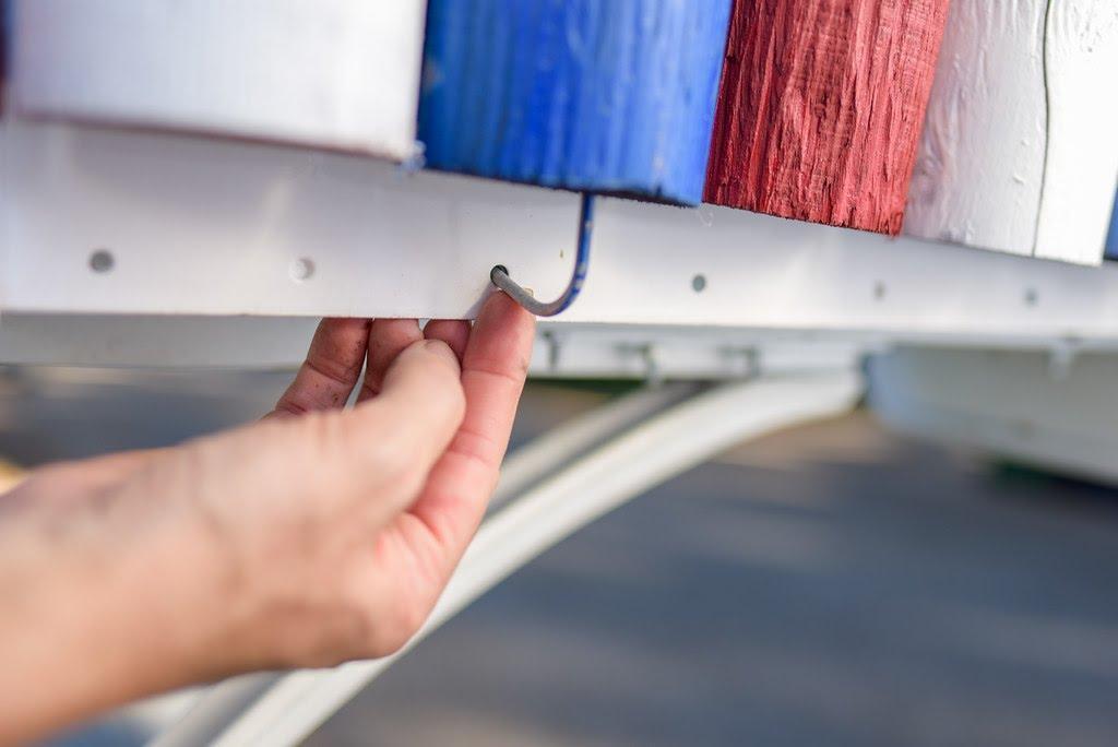patriotic mailbox diy