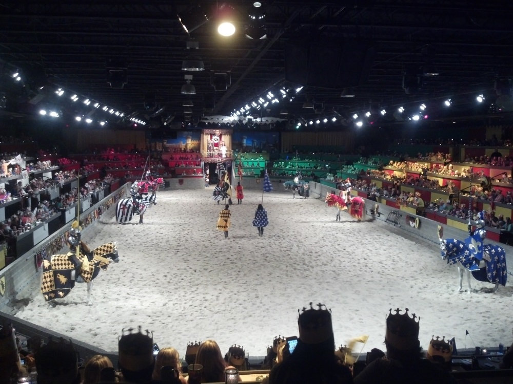 Medieval Dinner & Tournament