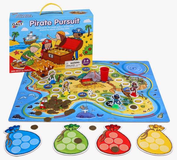 pirate pursuit