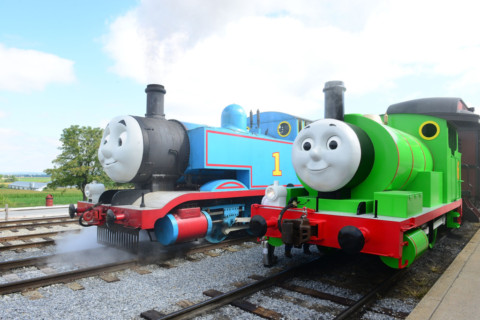 Day Out with Thomas: The Ready, Set, Go Tour 2016