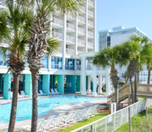 Crown Reef Resort at Myrtle Beach – Family and Budget Friendly Beach Getaway!