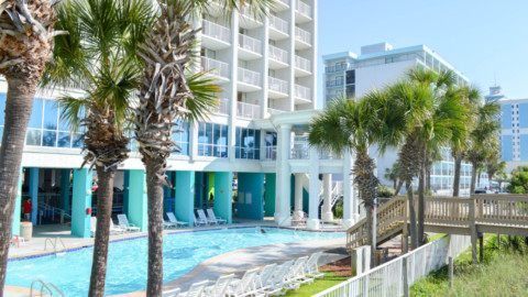Myrtle Beach Resorts offer Evacuee Discounts $49+ Per Night #Irma