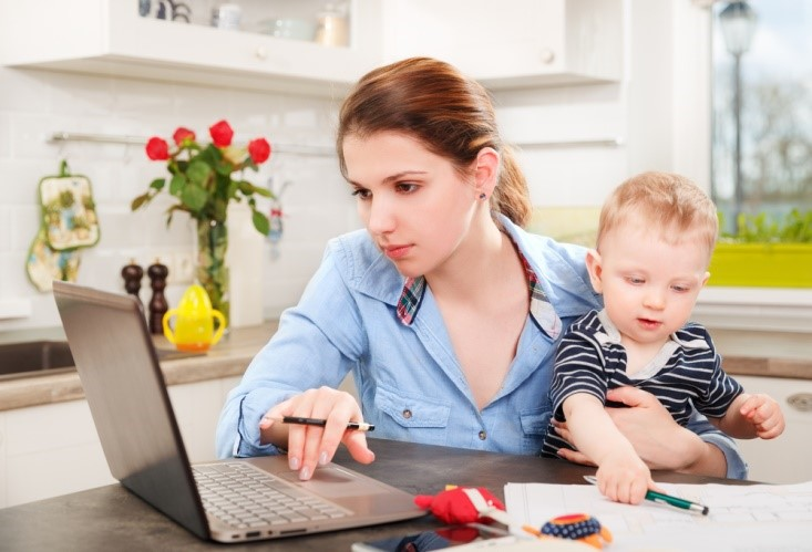 work-from-home-mom