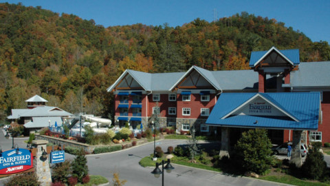 Fairfield Inn and Suites Gatlinburg North