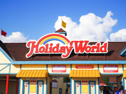 5 Reasons to Spend a Day at Holiday World in Santa Claus, Indiana