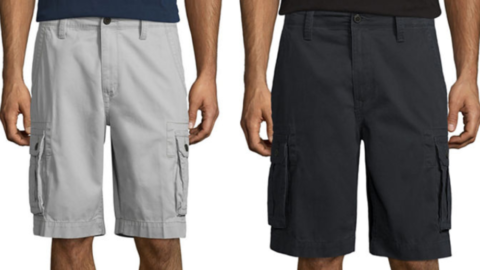 Men's Arizona Shorts Just $7.99 (Regularly $38) at JCPenney