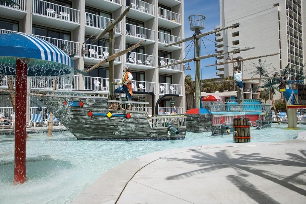 Captain's Quarters Resort Myrtle Beach