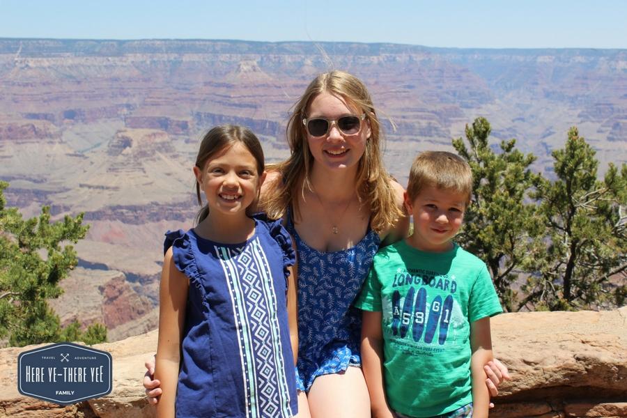 arizona family travel
