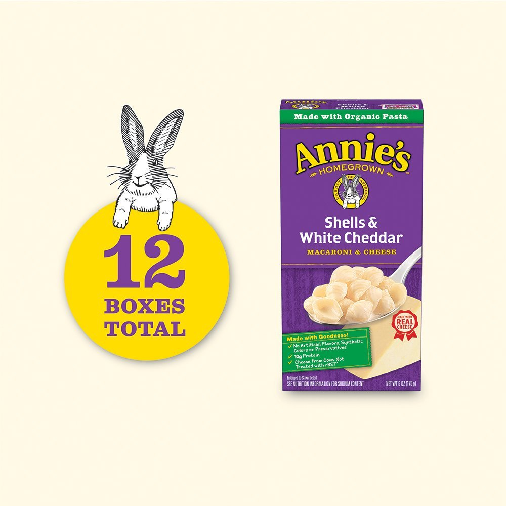 Annie's Mac and Cheese Coupon