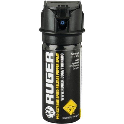 ruger pepper spray tornado