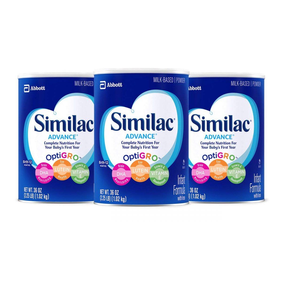 similac formula coupon