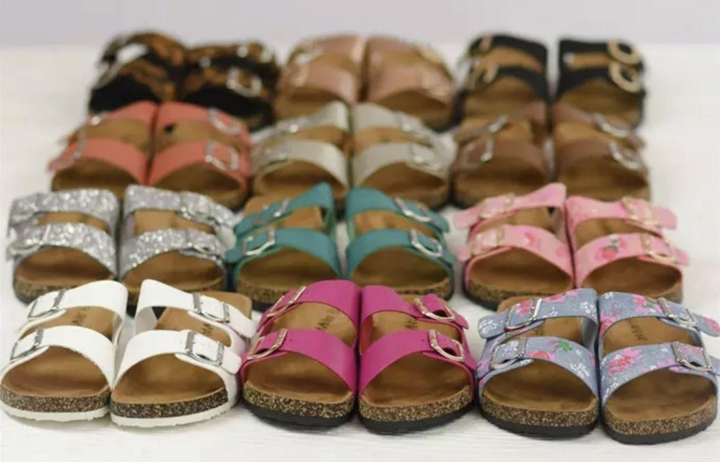 two strap sandal sale