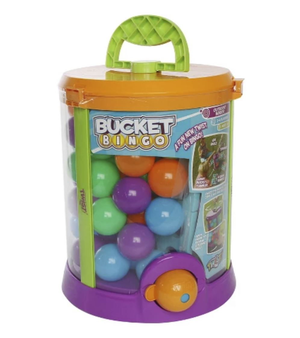 bucket bingo