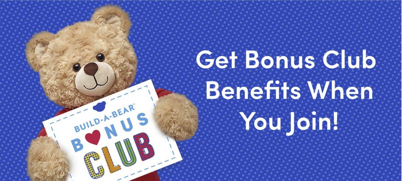 build a bear pay your age
