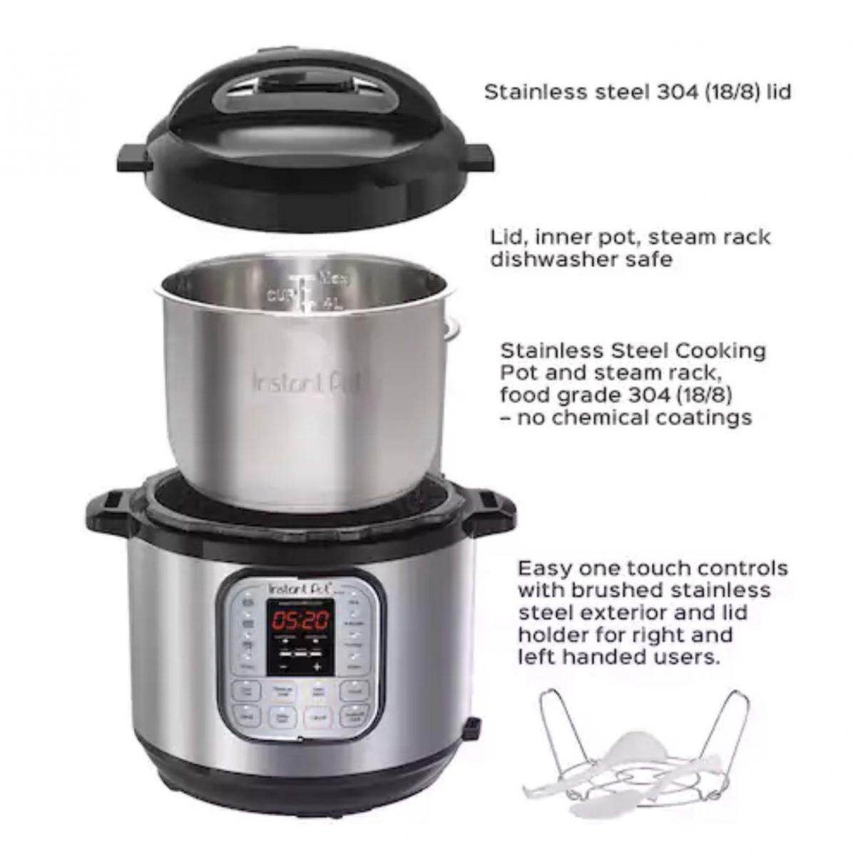 instant pot on sale