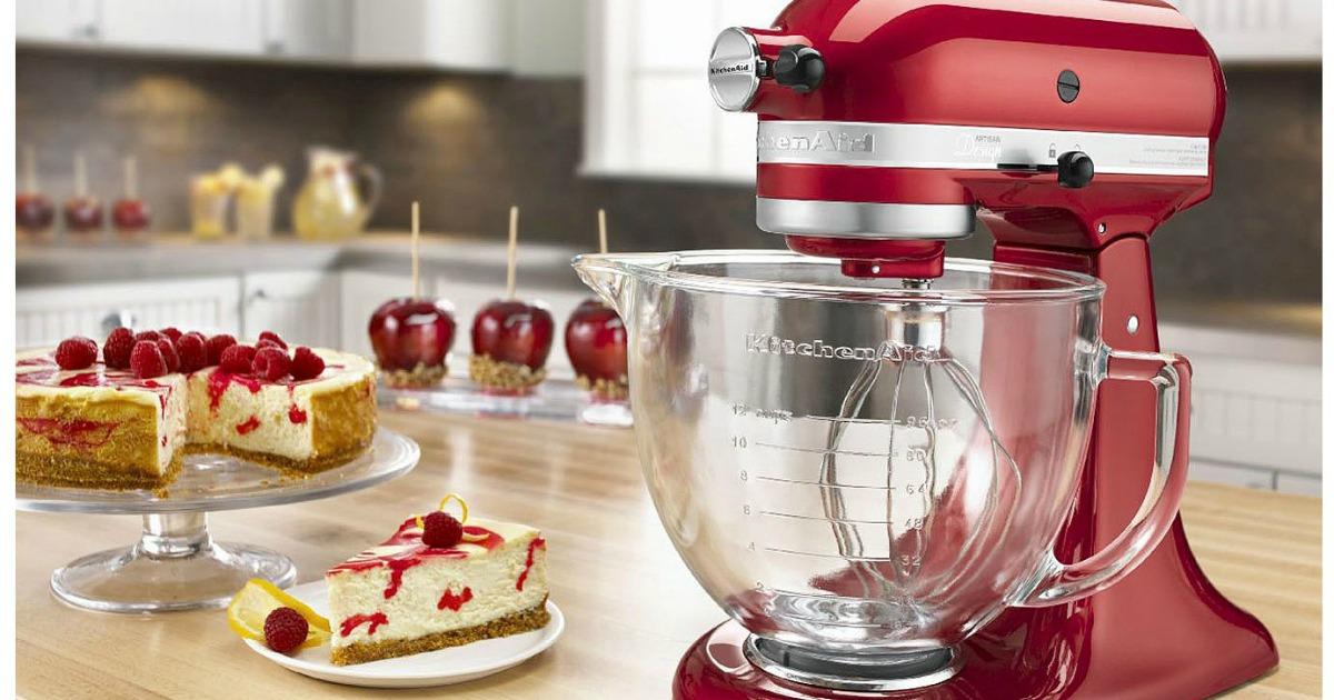 kitchen aid mixer deal sale coupon