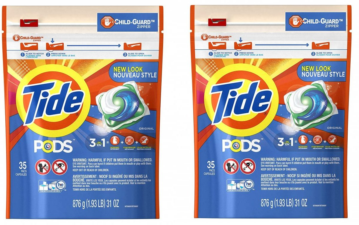 tide pods sale deal coupon