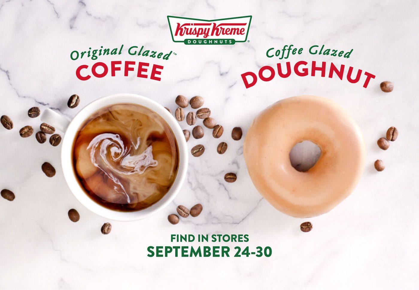 krispy kreme free donut