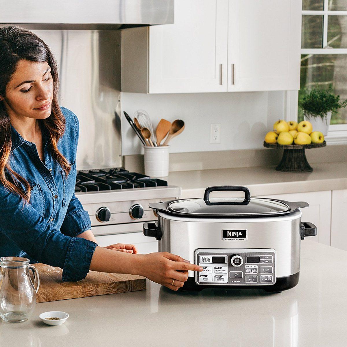 Ninja Kitchen Slow Cooker