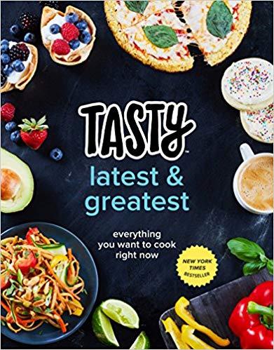 Tasty Recipes Book