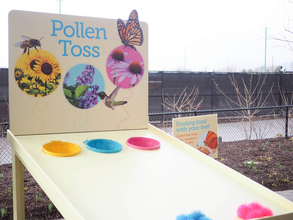 xZooberance at the Indianapolis Zoo Pollen Toss