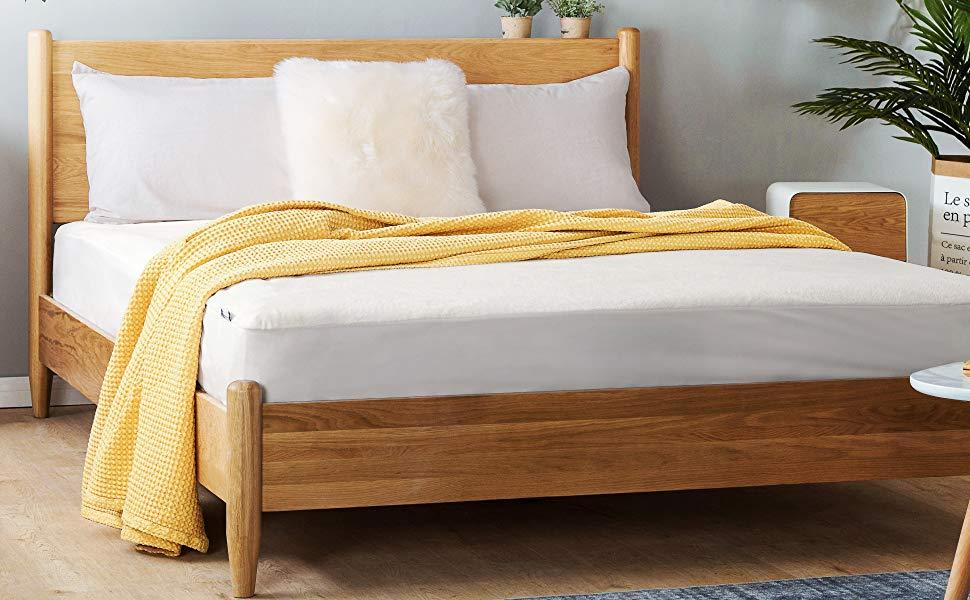 Waterproof Mattress Cover Bedsure Bedding Discount