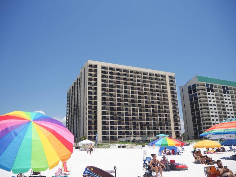 condo rental on the beach destin florida