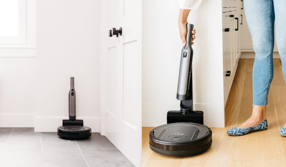 SHARK ION Robot Vacuum Cleaning System S86 with Wi-Fi - RV850