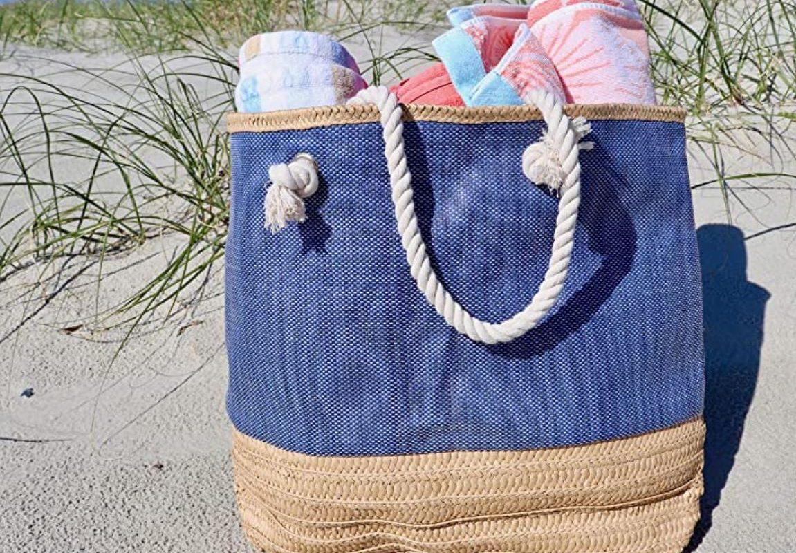 beach bag beach tote