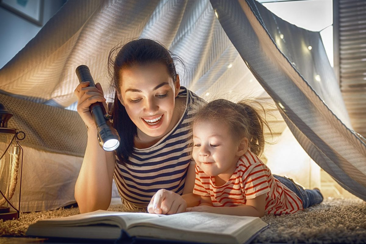 Helping your child learn to love reading and develop advanced reading skills