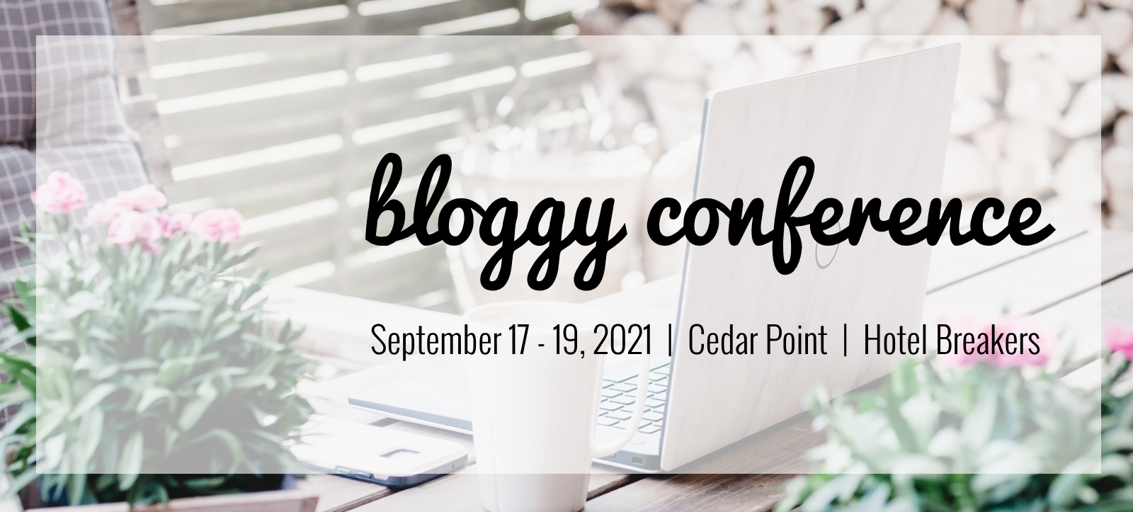 bloggy conference header 2021
