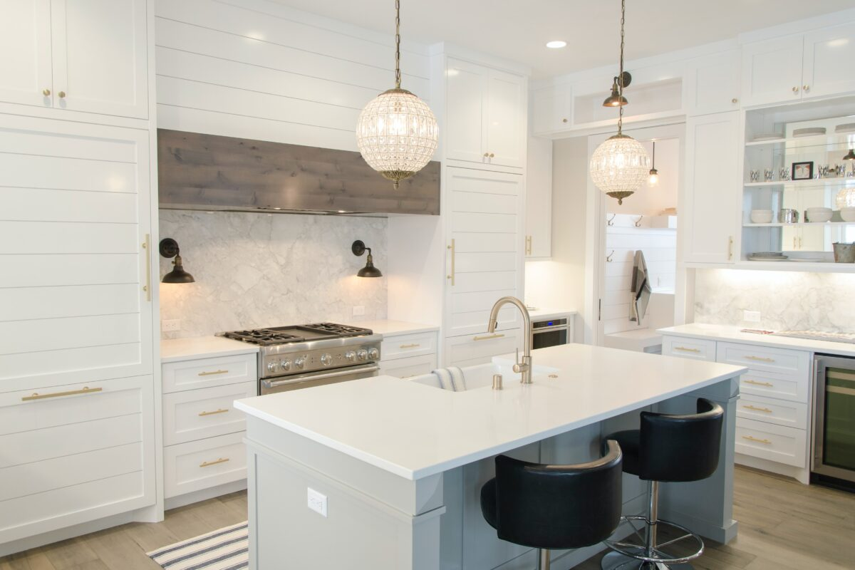 How To Create A Sleek & Stylish Contemporary Kitchen Space